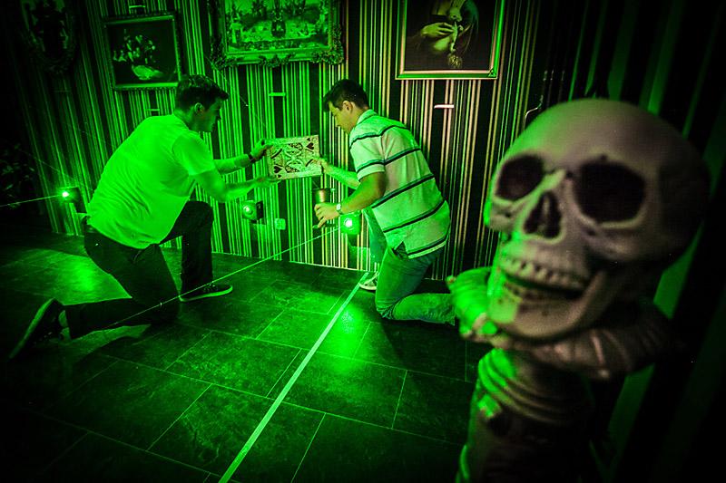 Room escape para adolescentes
